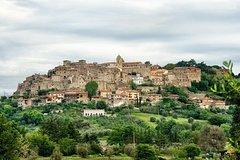 Tuscia Romana (Viterbo) Wine Experience (VIP) Tour
