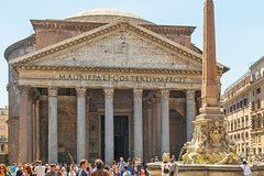 Private Walking Tour of Rome City Center Highlights including Pantheon &