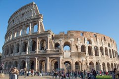 Private Tour of Rome Colosseum Forums and Palatine Hill with Exclusive Guide