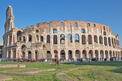 Small Group Skip-the-Line Tour of Rome Colosseum and Forums with Local Guide