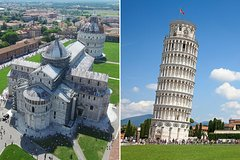 Full Day Experience: Pisa, San Gimignano & Siena Guided Tour from Flore