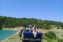 Hikingand 4X4 tour in Berat- Sotira waterfall  Tomorr National Park