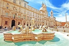 Private Guided Walking Tour of Rome City Center Must-See Sites and Attractions
