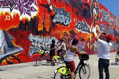 Private Arts District Graffiti Bicycle Alley Adventure Tour