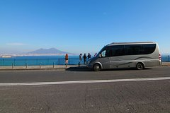 From Sorrento: Naples Sightseeing Tour with Local Guide