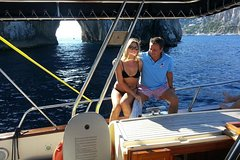Capri Private Boat Tour From Sorrento