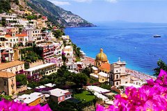 Private Positano Boat Tour From Sorrento