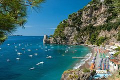 Capri & Positano Private Boat Tour From Sorrento
