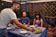 ENJOY A DELICIOUS 4 COURSE DINNER