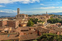 Private Luxury Transfer from Florence to Rome with stops in Perugia and Ass