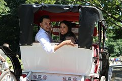 Landmarks Carriage Ride with Photo Stops and Free Tavern on the Green drop off.