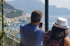 Private Tour - Amalfi and Wine Tasting