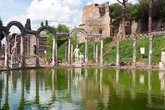 Small-Group Guided Tour of Hadrian's Villa and Villa d'Este
