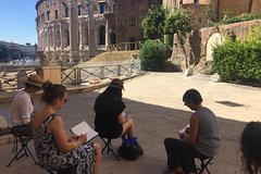 Sketching Rome Tour