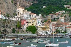 Transfer from Naples to Positano