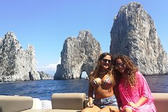 Private Boat Tour Capri & Positano