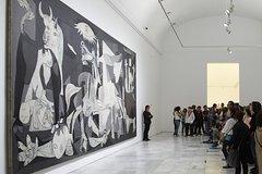 Imagen Private Tour: The Reina Sofia Museum Skip-the-Line Guided Tour