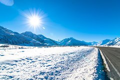 Imagen Private Tour Christchurch to Queenstown via Mount Cook & Tekapo Including Lunch