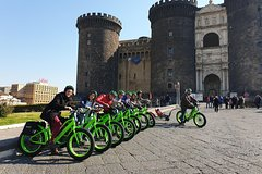 Guided tour of Naples by E-Bike