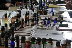Perfume making with Celia Lyttelton at Castello di Potentino