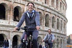 E-Bike Rome City Small Group Tour