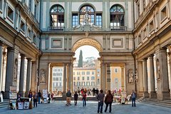 Skip-the-Line Private Combo Tour: Florence City Tour David, Duomo & Uffizi