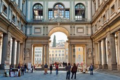 Skip-the-line Florence City Tour David, Duomo & Uffizi - Semi-Private 8ppl Max