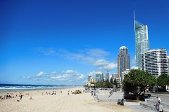 Gold Coast Beautiful Beaches Private Tour with Local Guide