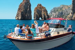 Small Group Sorrento Coast and Capri Fun & Swim