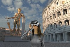 Rome e-Bike Tour & Virtual Reality