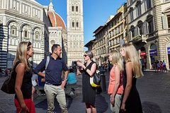 Expert Led Tour of Florence with Accademia and Michelangelos David