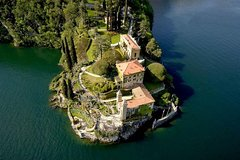 Treasures of Villa Balbianello, Lenno (Private Boat Tour)