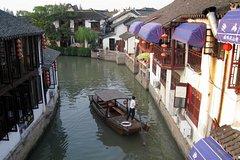 Salir de la ciudad,Excursiones de un día,Excursión a Zhujiajiao
