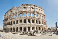 Colosseum or Colosseo Skip-the-line Ticket
