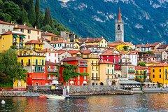 Pearls of Lake Como - Venetian Style Water Limo Tour