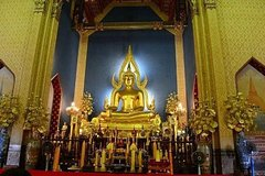 Bangkok Join Tour The Temple And Bangkok City Tour Half Day
