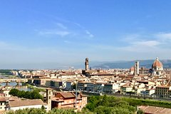 Day trip to Florence and Pisa from Livorno