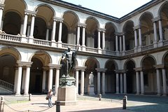 Milan, A Blend Of Ancient & Modern Art (Brera Gallery + Porta Nuova)