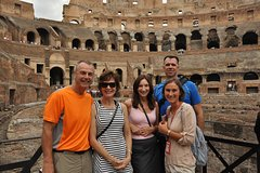 Small Group Vatican, Colosseum and Best of Rome by Car Tour in 2 Days