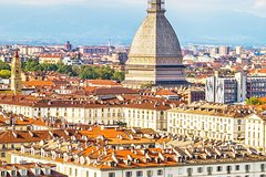 Turin Private Tour with Cinema Museum & Mole Antonelliana Roof Top City
