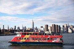 Imagen Crucero sobre el horizonte de la ciudad de Nueva York