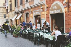 Trastevere Food Market Tour in Rome