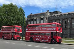 Imagen Christchurch Sightseeing Tour by Classic Double-Decker Bus