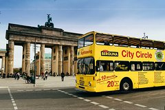 Imagen Hop-On Hop-Off Sightseeing Yellow Tour plus Boat Tour in Berlin - 1 Day