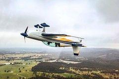 Intense Aerobatics Experience in the Extra 330LX