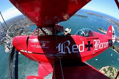 Sydney Harbour Joy Flight in the Pitts Special