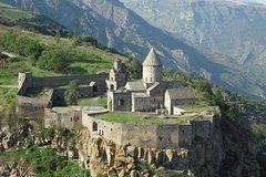 Day trip toWings of Tatev and Tatev Monastery