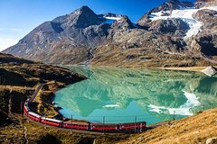 1st Class Bernina Express Exclusive (Private Transfer)