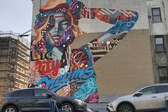 Private Downtown Street Art Tour With Guide/Muralist