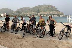 Mondello Beach by E-bike